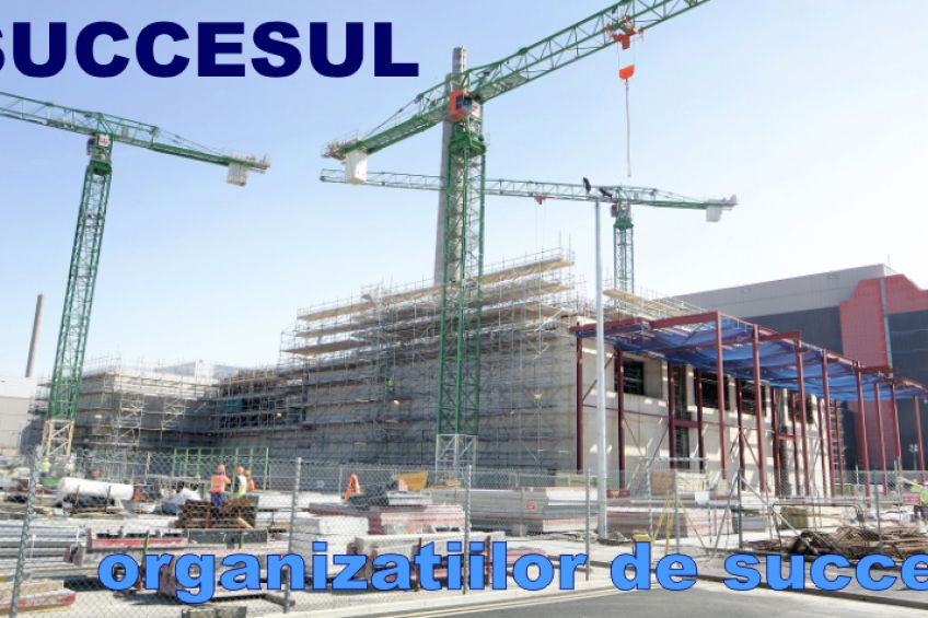 organizatii de succes in constructii