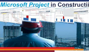 cors microsoft project in constructii
