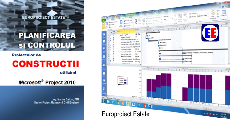 curs microsoft project constructii